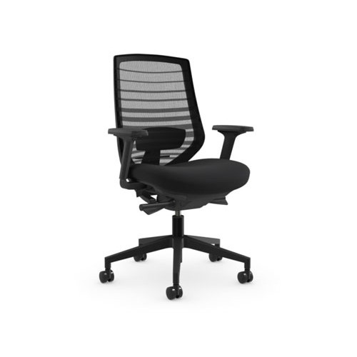 X77 2021 Office Chair Black