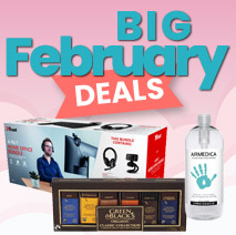 feb deals