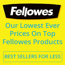 Fellowes sale