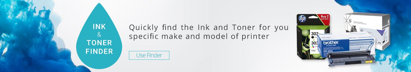 ink and toner finder