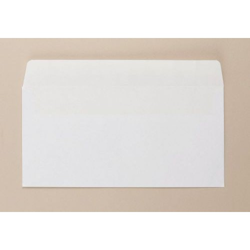 Opportunity Wallet Light Weight Envelope Self seal DL 110x220mm White PK100