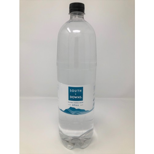 Southdowns Mineral Water 1.5 Litre Plastic Bottle Still
