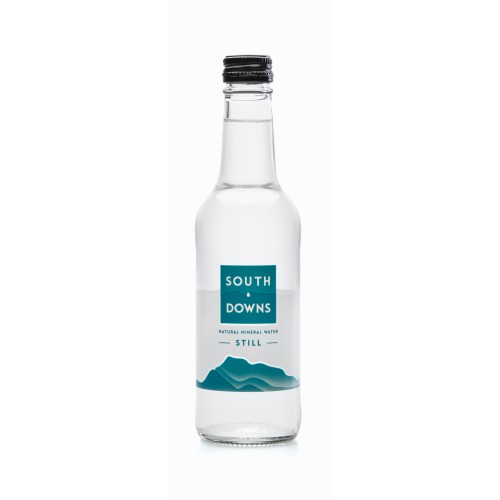 Southdowns Mineral Water 330ml Glass Bottle Still