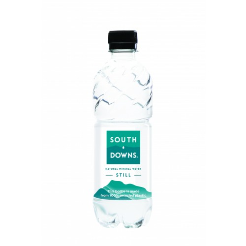 Southdowns Mineral Water 500ml PET Plastic Bottle Still