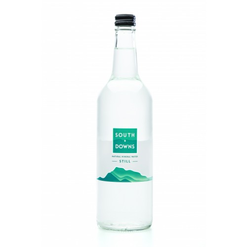 Southdowns Mineral Water 750ml Glass Bottle Still