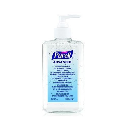 Purell Hand Rub Bottle 300ml Single Bottle