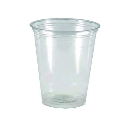 MyCafe Plastic 7oz Clear Cups (Pack of 50)