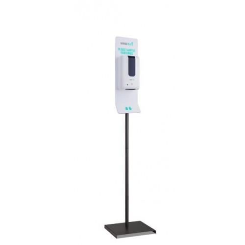 SANITISE PLUS® SPW505 TOUCH FREE FLOOR-STANDING HAND SANITISING STATION Hand Sanitiser