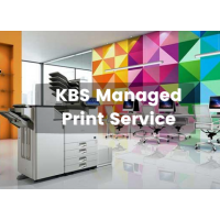 KBS Managed Print Services - Remove the burden of ordering and managing your printers. Lower running costs and increase output.