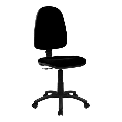 Medium Back Operator Chair - Single Lever