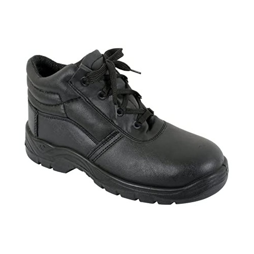 Metal Free Chukka Boot - Basic (black)