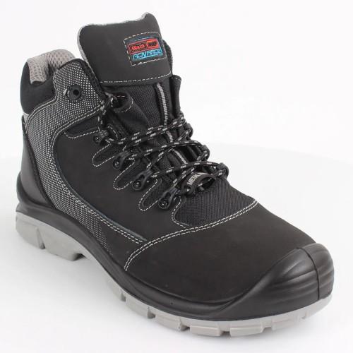 Blackrock Carson Hiker Black Safety Boot