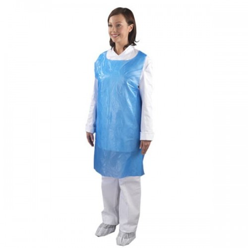 "CALEY Disposable Aprons 27"" x 42"" Pk1000"