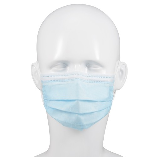 Caley 3-Ply Medical Type IIR Mask in Dispenser Box - 50 masks
