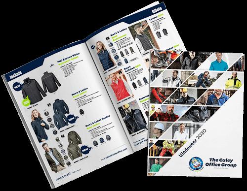 Corporate Workwear Catalogue