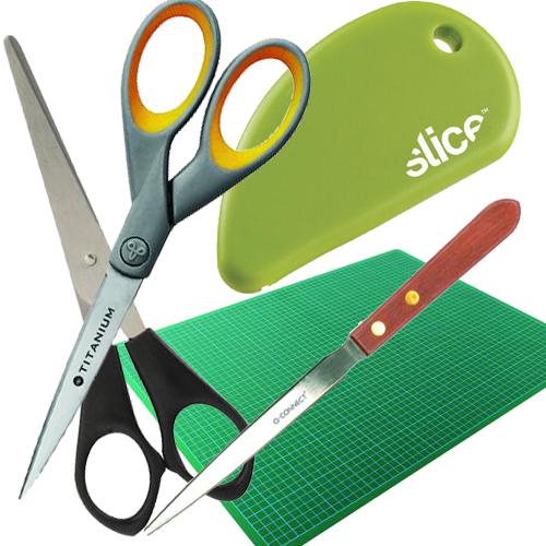 Scissors & Cutting Utensils