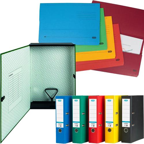 Files, Folders & Binders