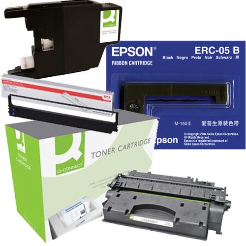 Laser, Inkjet & Ribbon Supplies