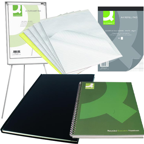 Notebooks, Pads & Forms