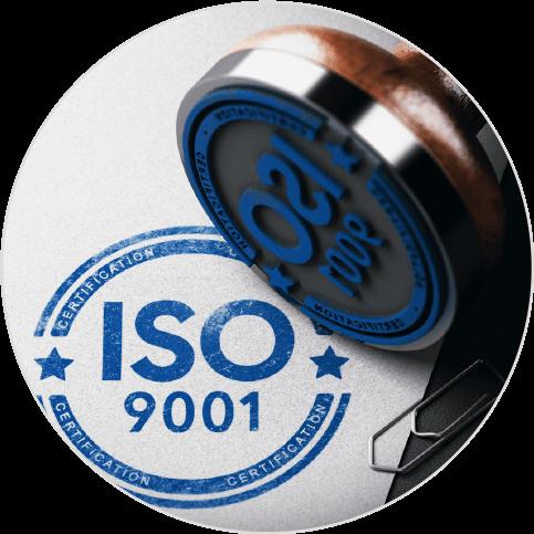 ISO 14001 9001 Printers