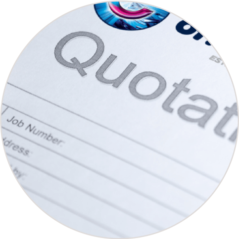 Competitive Print Quotes