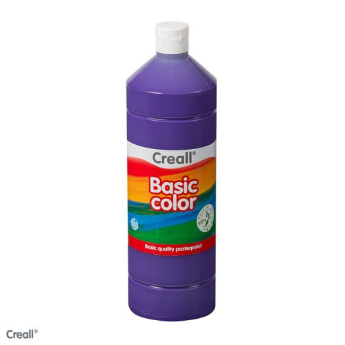 Creall Poster Paint 1000ml - Violet