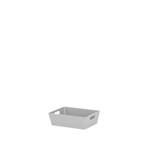 Studio Basket 3.01 Rectangular Cool Grey