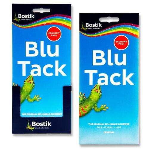 Bostik Blu Tack Economy - Blue Original Cdu