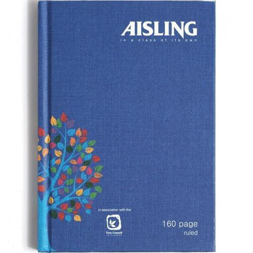 Aisling A6 Casebound book 160page