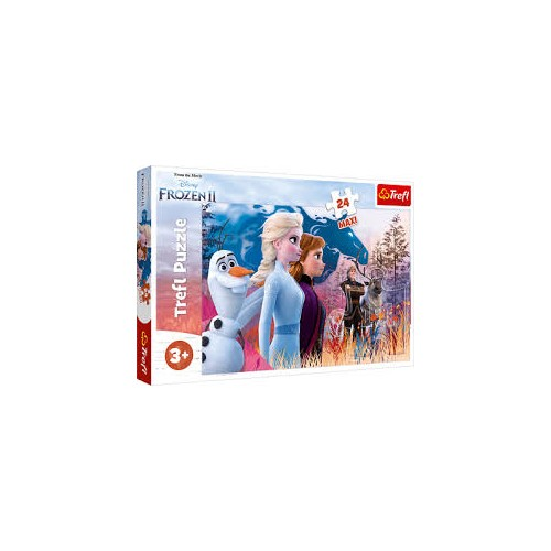 Disney Frozen 2 Maxi 24 Piece Jigsaw Puzzle