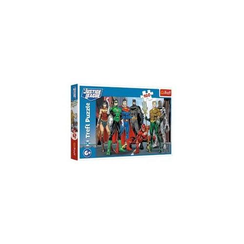 Justice League Puzzle 160pc