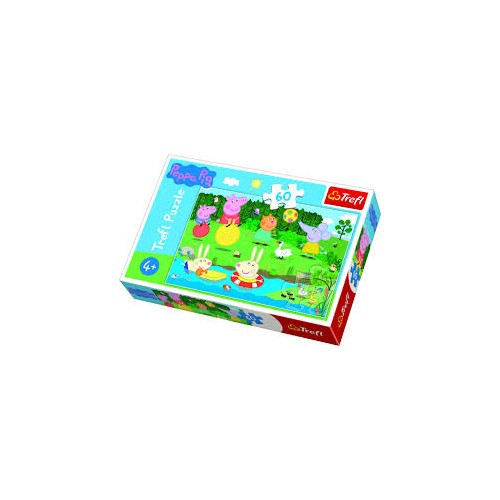 Peppa Pig Holiday Fun Jigsaw 60pc