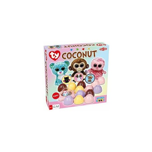 TY BEANIE BOOS COCONUT GAME