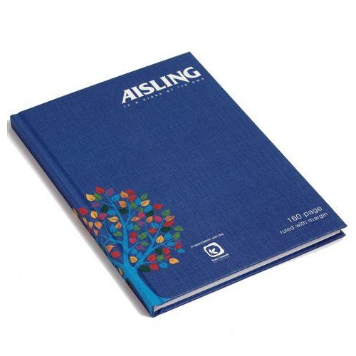 Aisling A5 Casebound book 160page