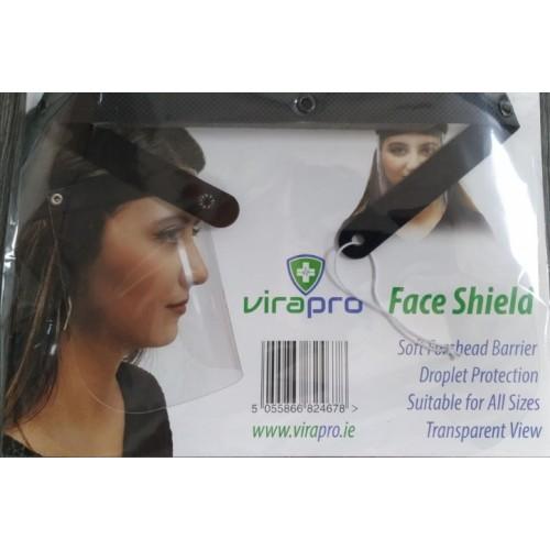 Virapro Transparent Adjustable Face Guards