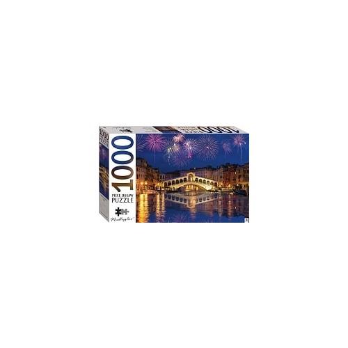RIALTO BRIDGE VENICE JIGSAW 1000 PC