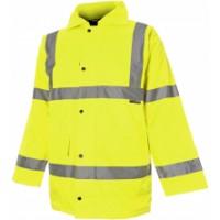 Hi-Visibility Parka (Yellow) Size 2XL