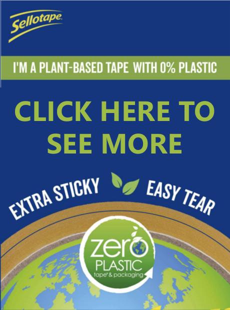 Sellotape Zero Plastic