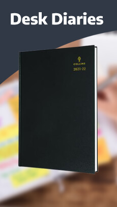 Explore the full range of Desk Diaries with Ryman Business