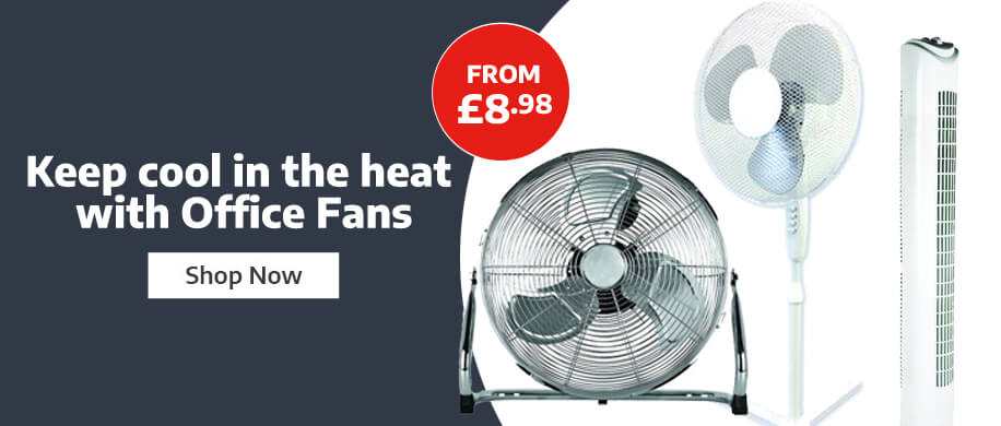 Buy Home and Office Fans at Ryman Business