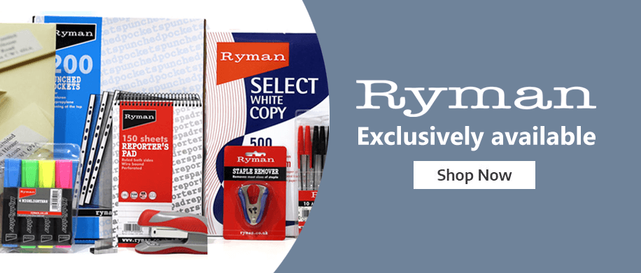 Shop Ryman Own Brand Exclusive Products