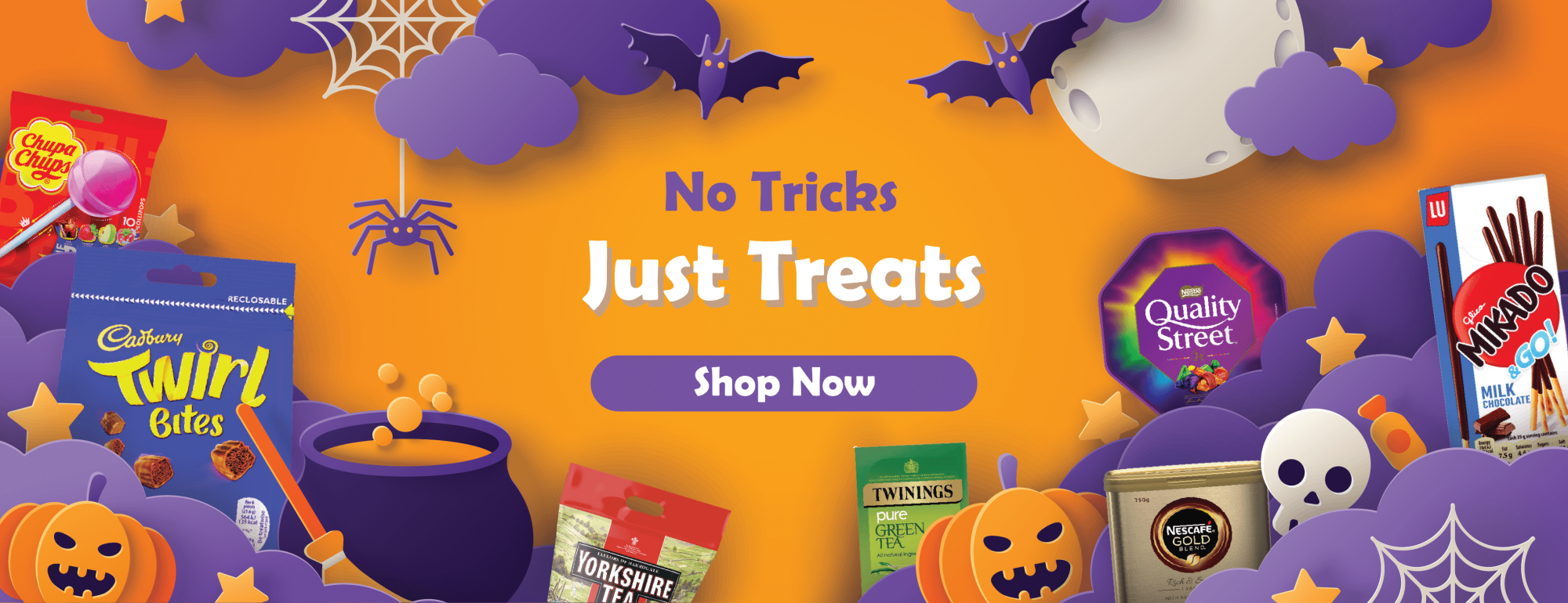 Explore great priced treats with Ryman Business this Halloween