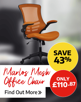 Buy the Marlos Mesh-Back Office Chair from Ryman Business