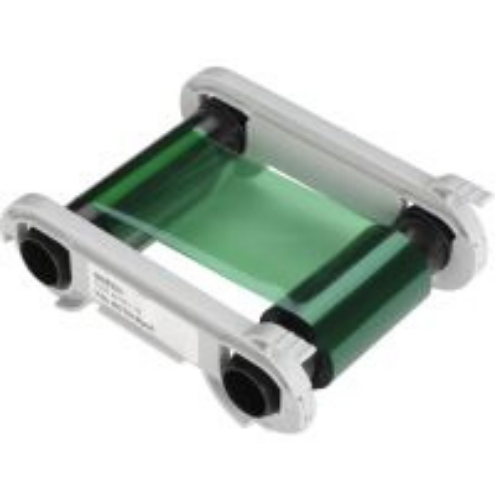 Evolis RCT014NAA Green Monochrome Ribbon (1,000 Images)
