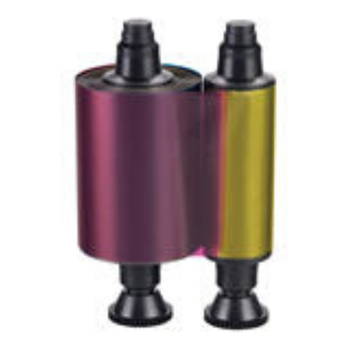 Evolis R3411 YMCKO Colour Ribbon (100 Prints)