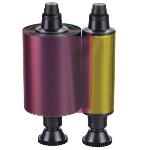 Evolis R3514 YMCKOK Colour Ribbon (500 Prints)