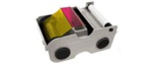 Fargo 45209 YMCFKO Color Ribbon, 500 Prints