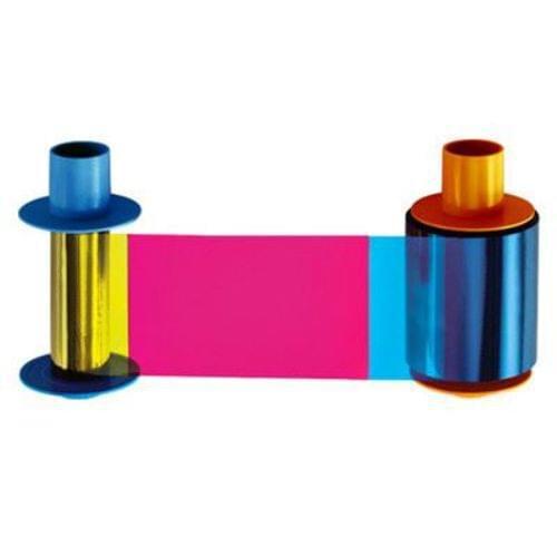 Fargo 45613 YMCKO Half-Panel Colour Ribbon (850 Prints)