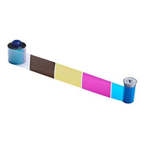 Datacard 513382-203 CMYKP-KP Colour Pigment Ribbon (750 Prints)
