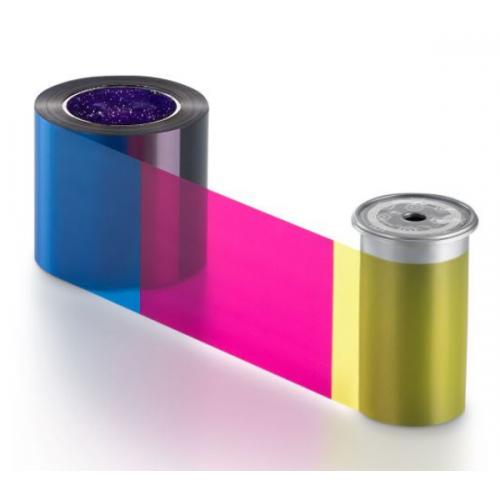 Entrust 525100-001 YMCKT Colour Ribbon (250 Prints)